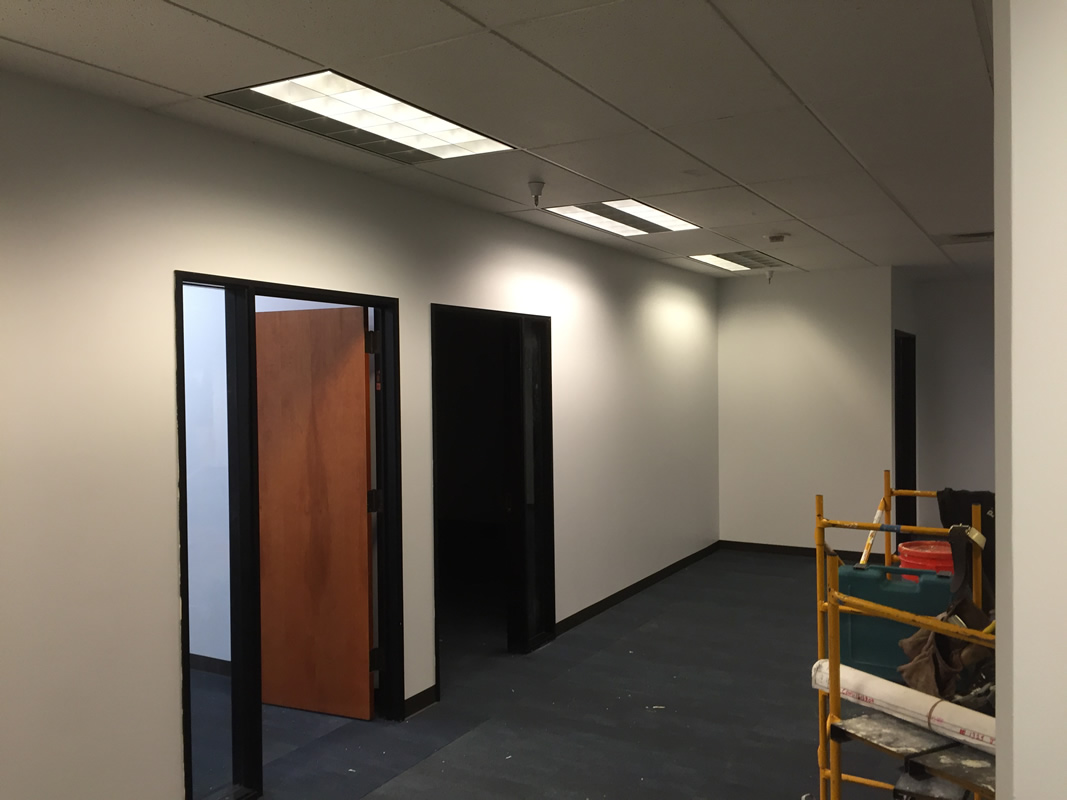 Commercial Constrction/Tenant Improvements